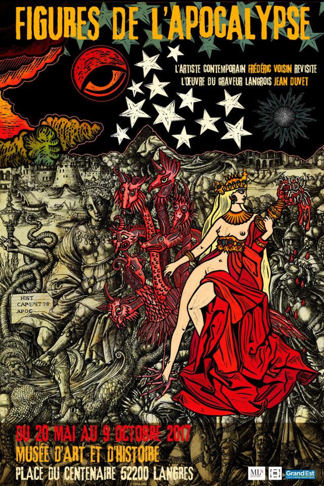 Figures de l'Apocalypse Affiche VD - 3