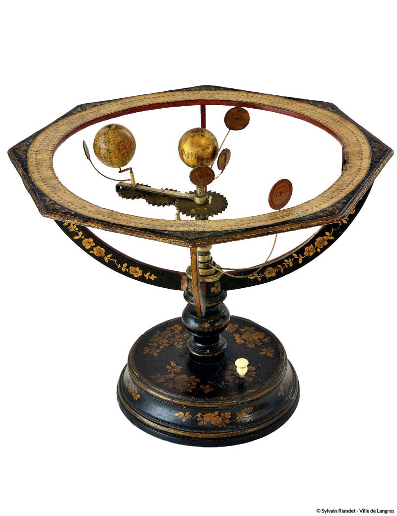Planétaire d'après le système de Copernic